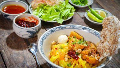 Những món ăn khi du Quảng Nam không thể bỏ qua